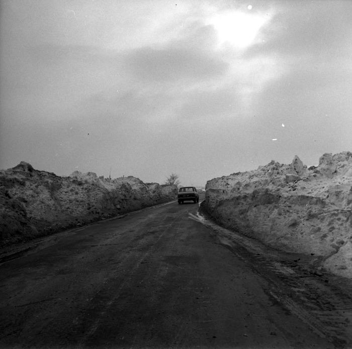 Zima stulecia na mazurskich drogach [9]