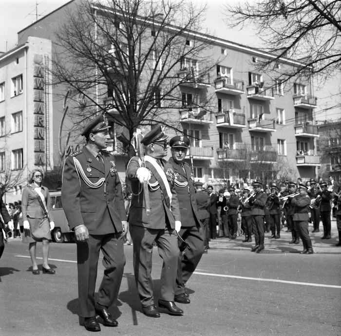 Pochód pierwszomajowy, 1977 r. [55]