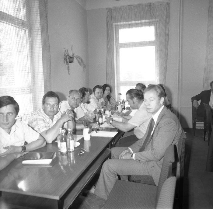 Uroczysta Sesja Miejskiej Rady Narodowej, 1975 r. [14]