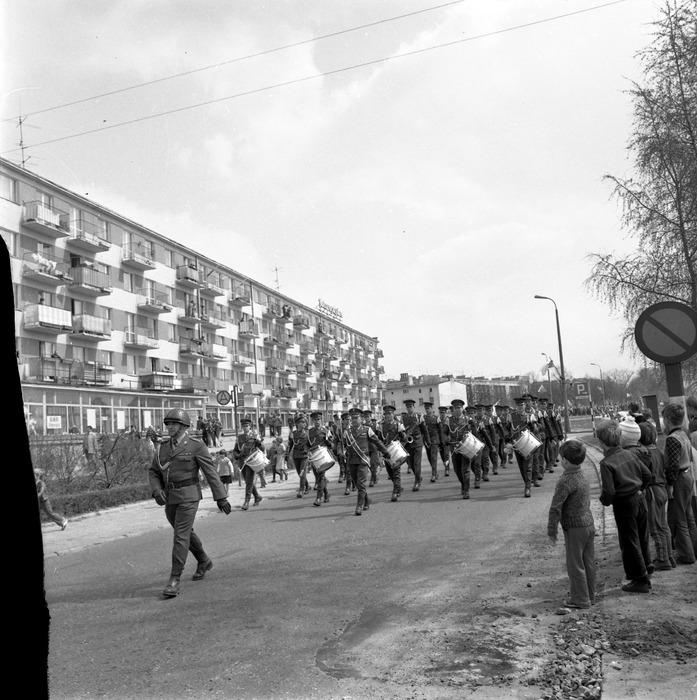 Uroczystość odsłonięcia pomnika żołnierzy radzieckich [13]