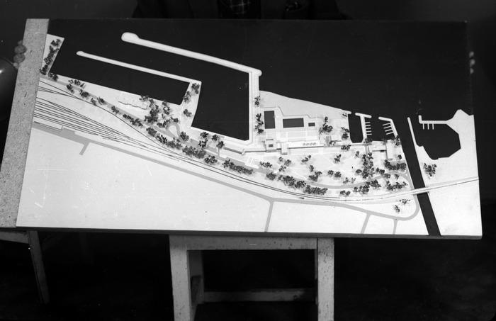 Projekt zabudowy brzegu Niegocina [9]