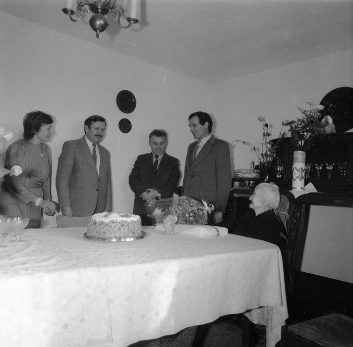 100 urodziny pani Piwkowskiej [11]