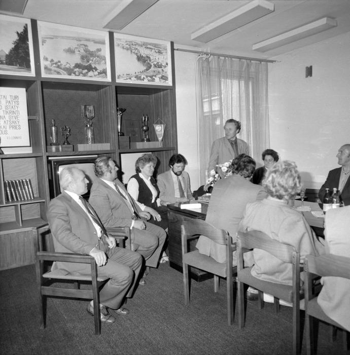 Wizyta delegacji z Giżycka na Litwie: Troki [47]