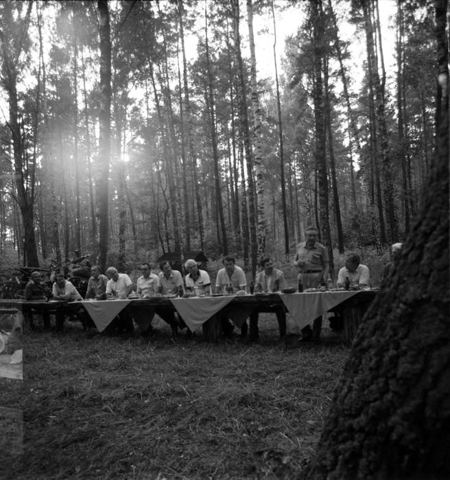 Przyjęcie delegacji litewskiej w Giżycku [25]