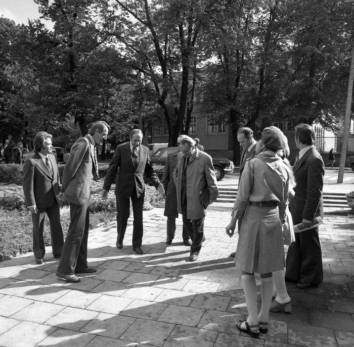 Wizyta konsula ZSRR w siedzibie KM PZPR [12]