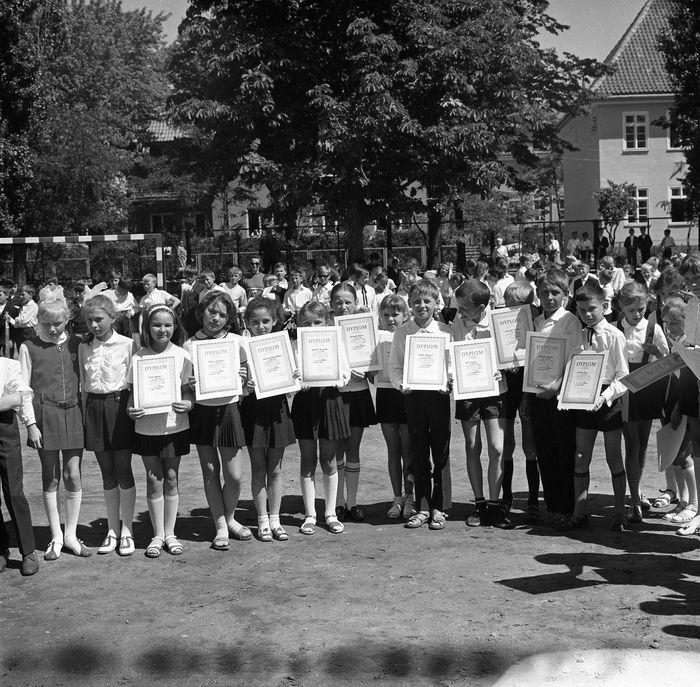 Zakończenie roku szkolnego 1969/1970 [12]