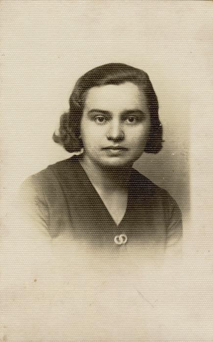 Portret Zofii Szablewskiej
