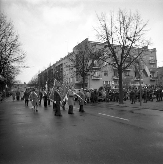 Pochód pierwszomajowy, 1976 r. [24]