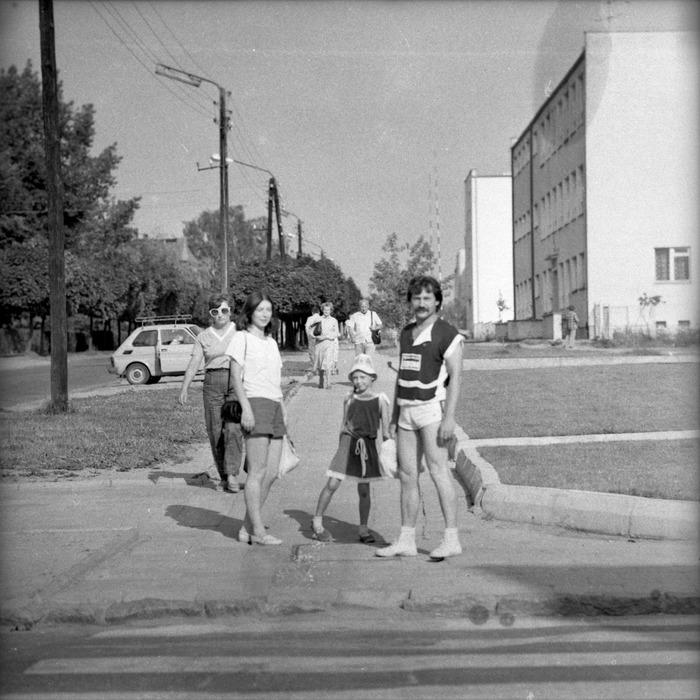 """""""Sceny uliczne"""" [77]"""