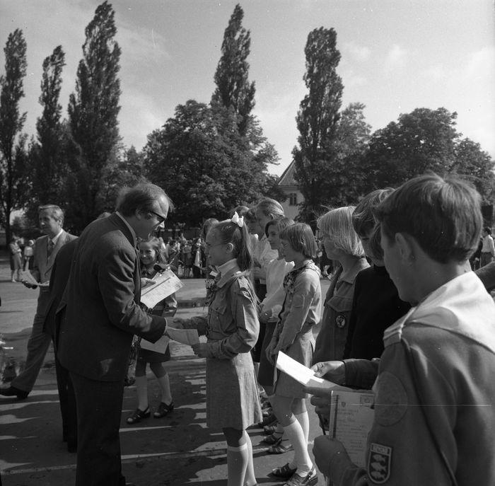 Zakończenie roku szkolnego 1977/1978 [3]