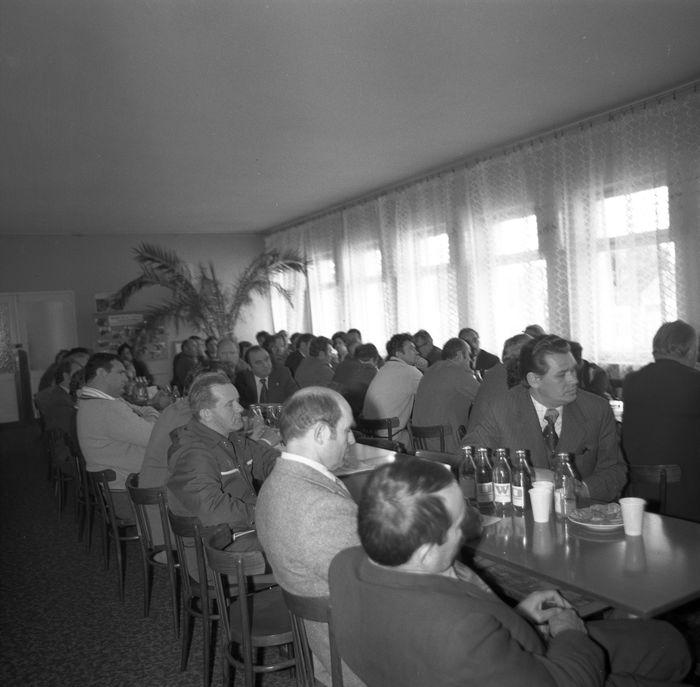 Wizyta konsula ZSRR w siedzibie KM PZPR [5]