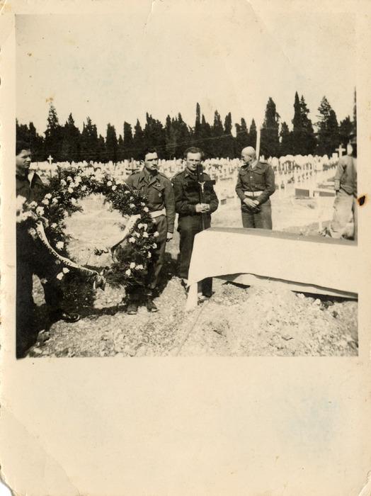Żołnierze 3. Dywizji Strzelców Karpackich we Włoszech [34]