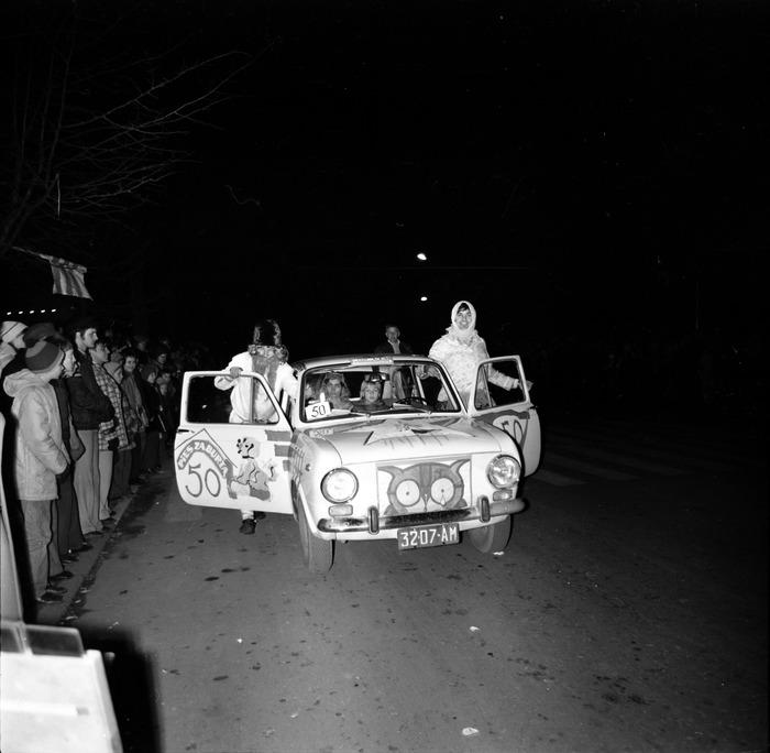 Filmowy Rajd Samochodowy, 1976 r. [13]