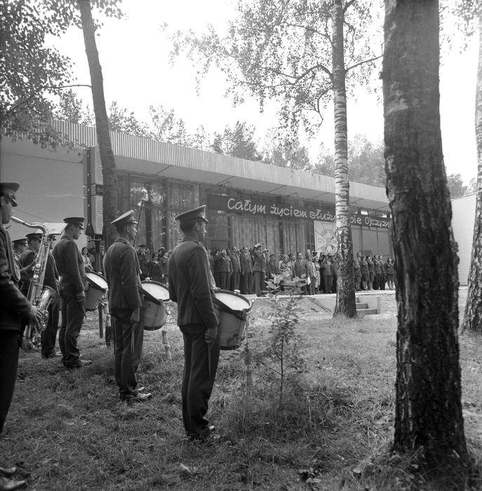 Otwarcie ośrodka ZHP w Wydminach [45]