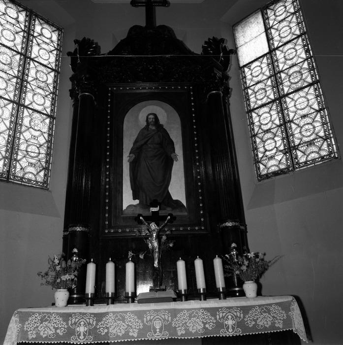Ołtarz kościoła ewangelickiego [4]