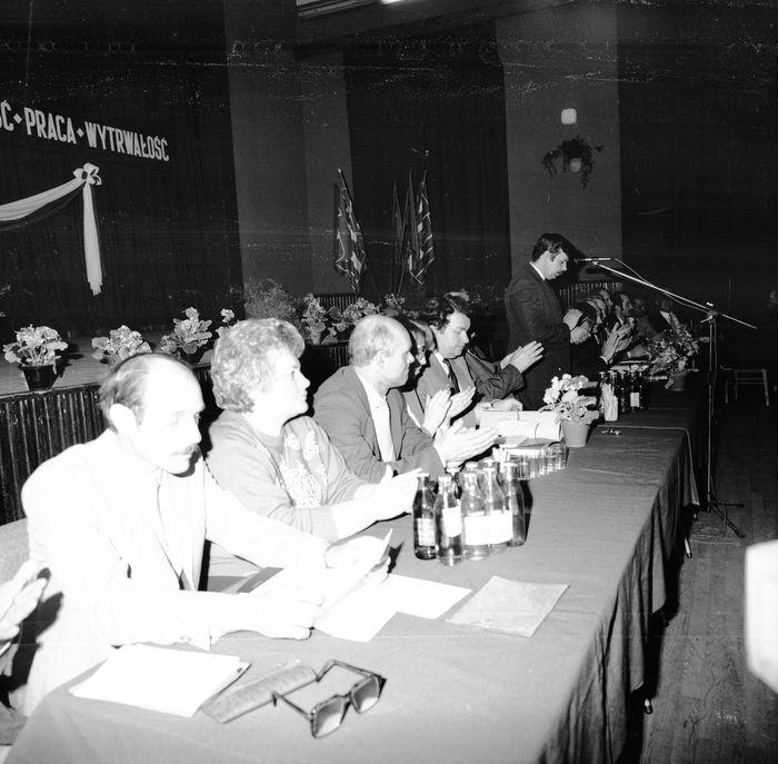 Spotkanie giżyckich struktur PZPR, 1986 r. [12]