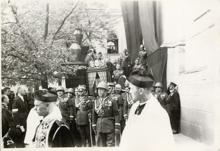 Pogrzeb serca Józefa Piłsudskiego w Wilnie [19]