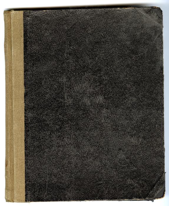 Księga rachunkowa W. i L. Perepeczków <br /><br /> za czas od 1.01.1944 - 30.09.1946