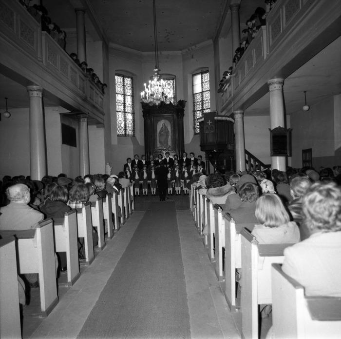 Występ Poznańskiego Chóru Chłopięcego [9]