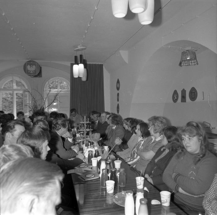 Spotkanie w dojrzewalni serów, 1978 r. [11]