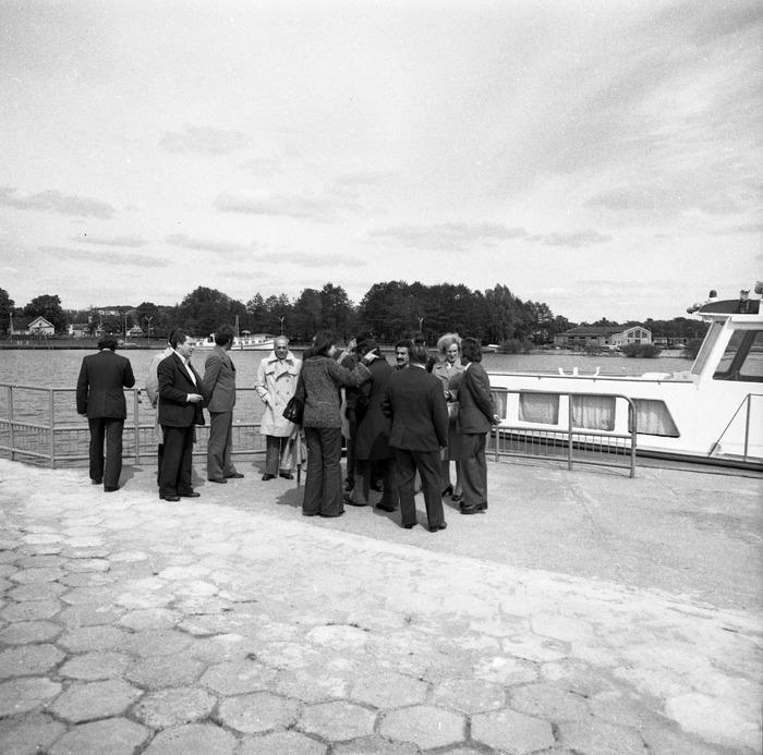 Wizyta delegacji Włoskiej Partii Komunistycznej [15]