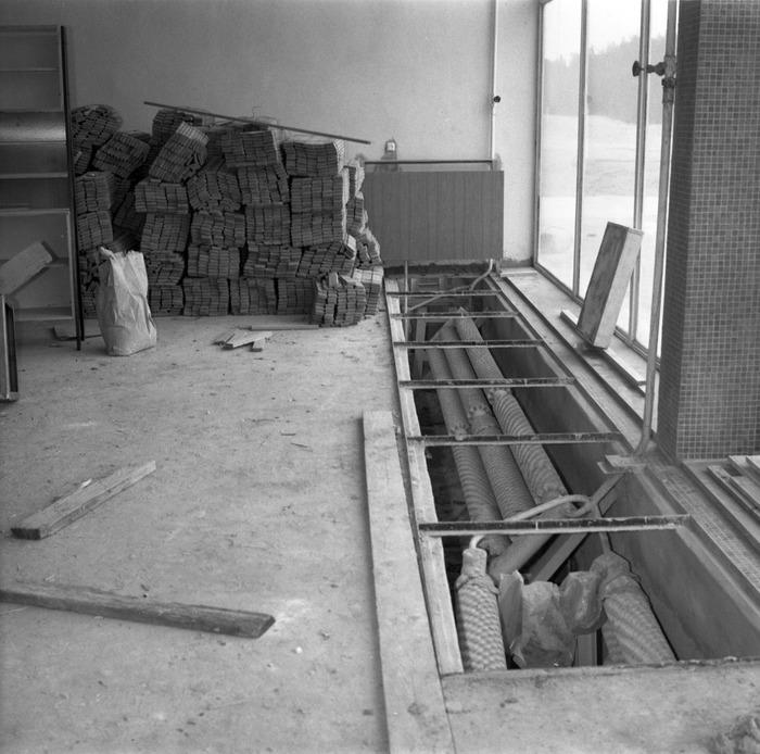 Remont ośrodka wypoczynkowego ZPB w Wilkasach [7]