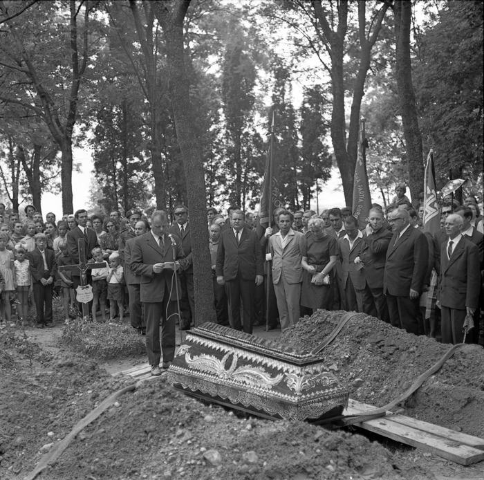 Pogrzeb Albina Nowickiego [25]
