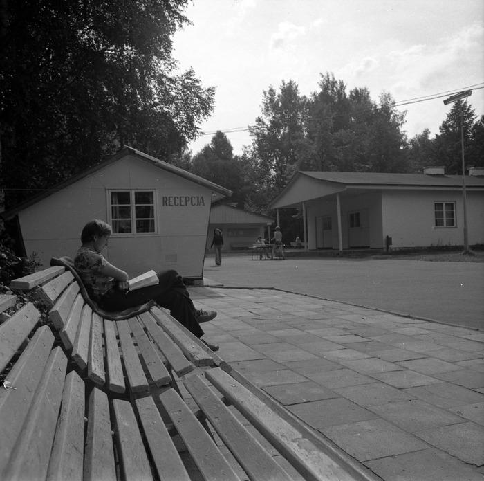 """Ośrodek wypoczynkowy """"Almatur"""" [1]"""