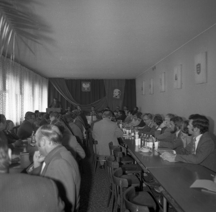 Wizyta konsula ZSRR w siedzibie KM PZPR [10]