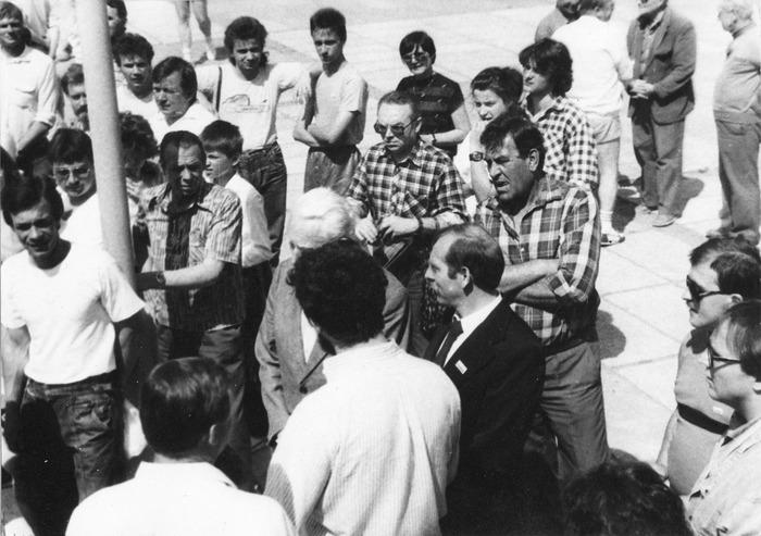 Wiec przedwyborczy 1989 [6]