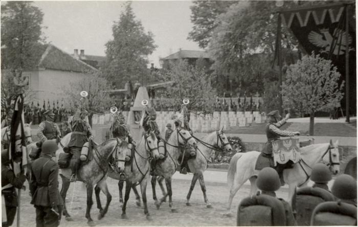 Pogrzeb serca Józefa Piłsudskiego w Wilnie [45]
