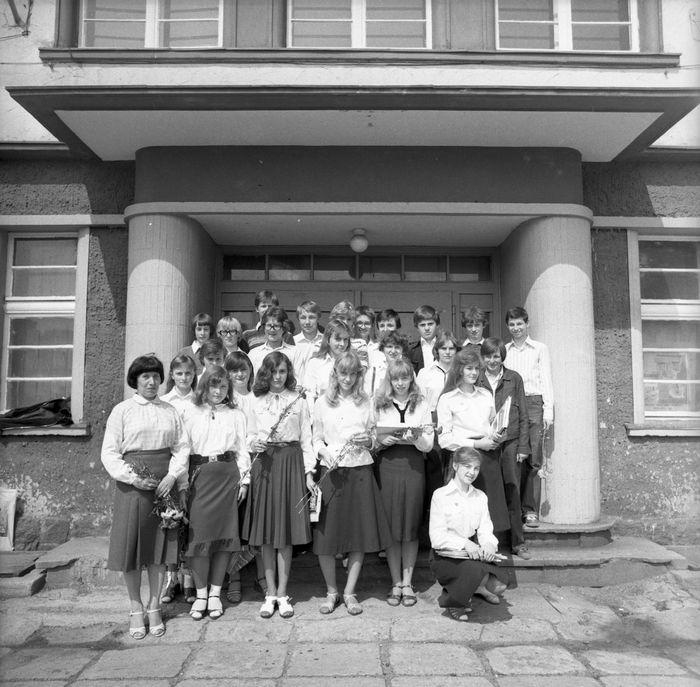 Zakończenie roku szkolnego 1979/1980 [6]