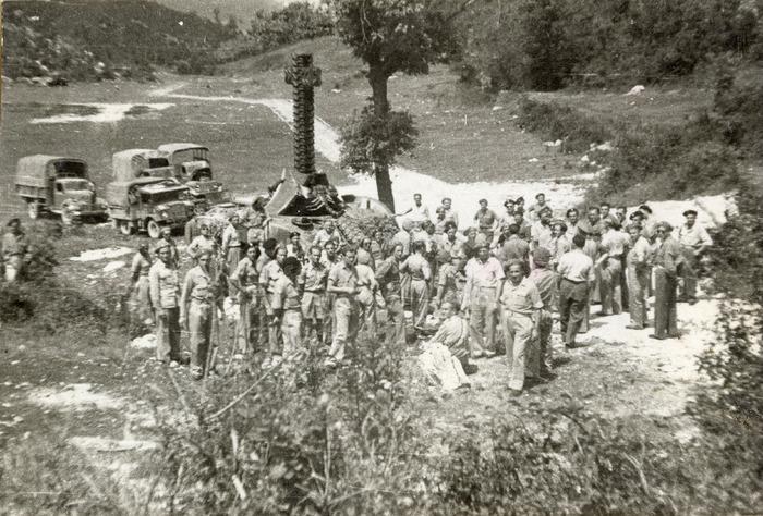 Żołnierze 3. Dywizji Strzelców Karpackich we Włoszech [23]