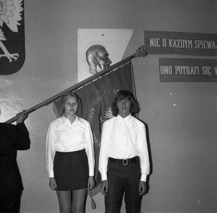 Zakończenie roku w SP nr 2, 1974 r. [16]