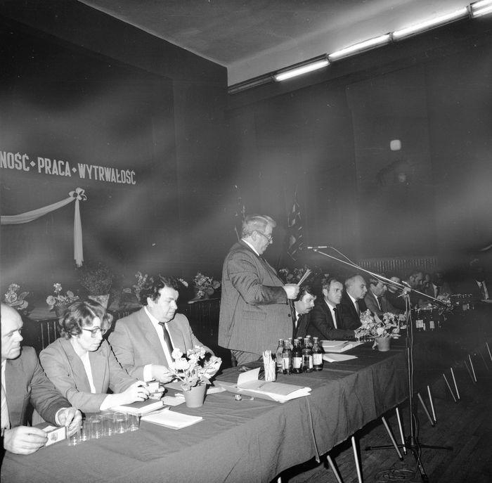 Spotkanie giżyckich struktur PZPR, 1986 r. [3]