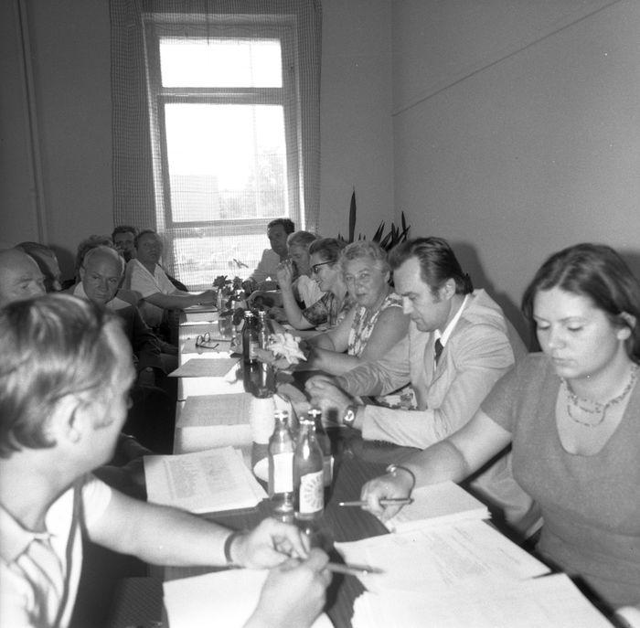 Uroczysta Sesja Miejskiej Rady Narodowej, 1975 r. [15]