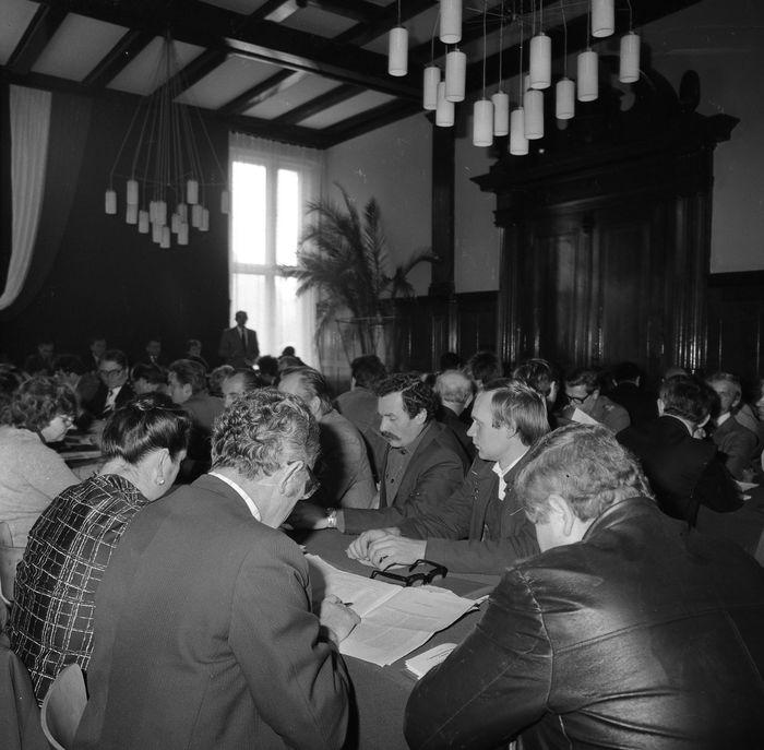 Sesja Miejskiej Rady Narodowej [5]