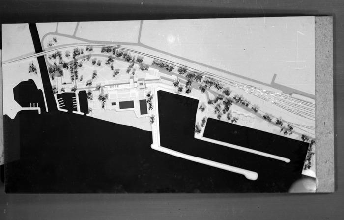 Projekt zabudowy brzegu Niegocina [2]