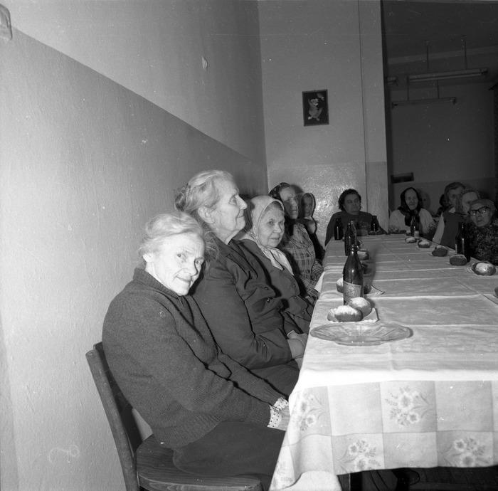 Uroczystość w DPS, 1988 r. [8]