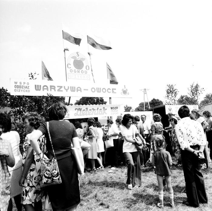 Festyn Prasowy w Giżycku, 1975 r. [164]