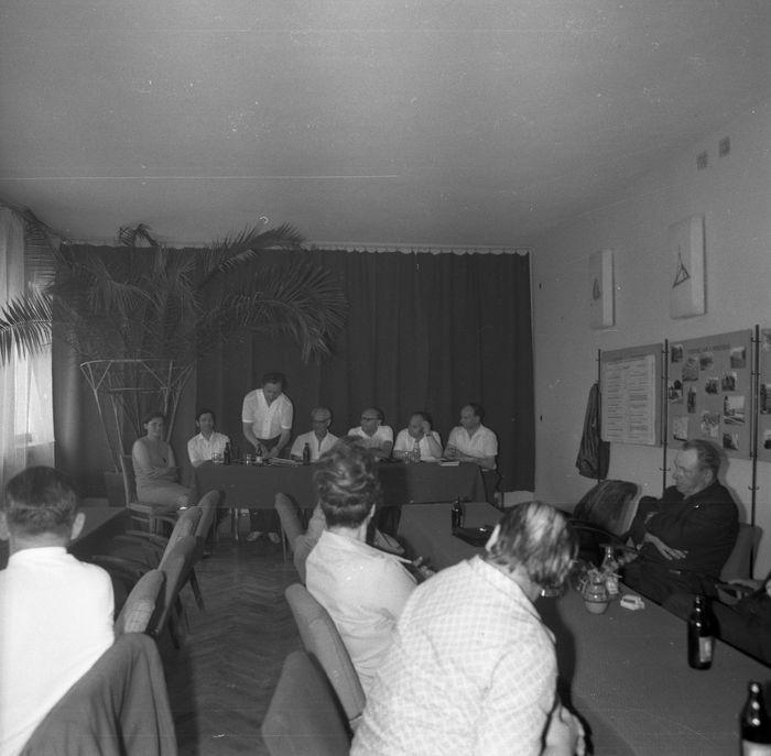 Uroczysta Sesja Miejskiej Rady Narodowej, 1975 r. [12]