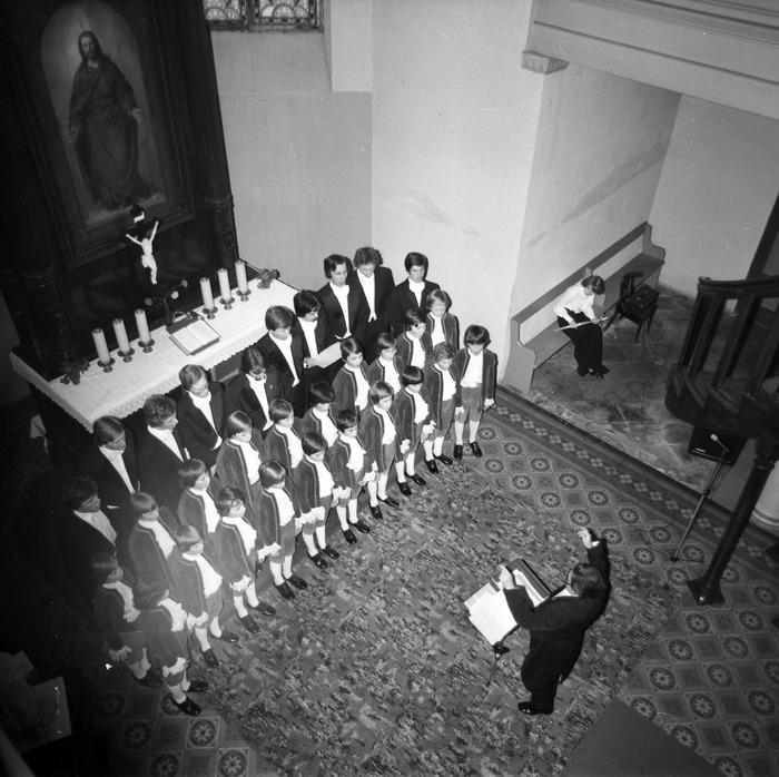 Występ Poznańskiego Chóru Chłopięcego [5]