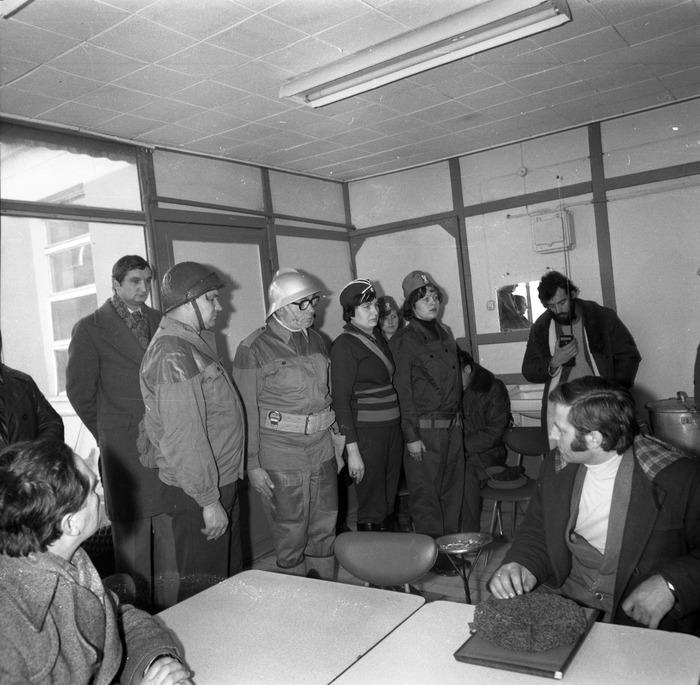 Ćwiczenia obrony cywilnej, 1977 r. [12]