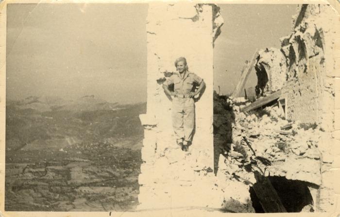 Żołnierze 3. Dywizji Strzelców Karpackich we Włoszech [20]