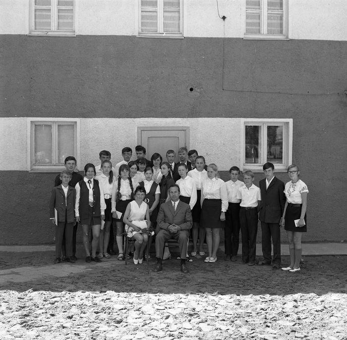 Zakończenie roku szkolnego 1969/1970 [21]