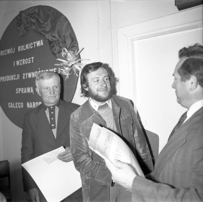 Spotkanie w dojrzewalni serów, 1978 r. [5]