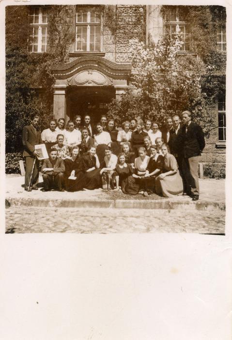 Uczniowie Państwowego Liceum Pedagogicznego w Giżycku [48]