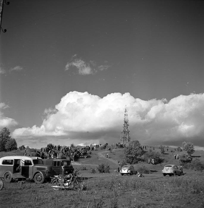 Zawody motocrossowe, 1964 r. [33]