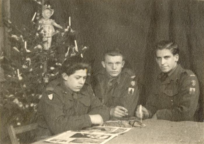 Żołnierze 3. Dywizji Strzelców Karpackich we Włoszech [38]