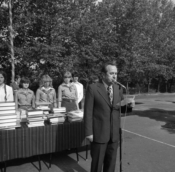 Zakończenie roku szkolnego 1977/1978 [4]